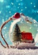 О том, откуда берётся Рождественская суматоха, как эльфы узнают желания, и зачем Крампус рассыпает крошки из своих карманов.